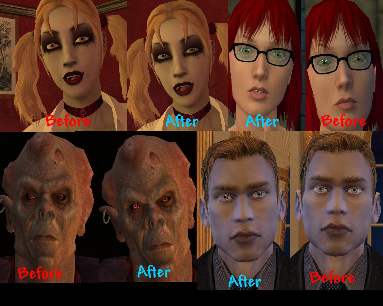Vampire the masquerade bloodlines mods