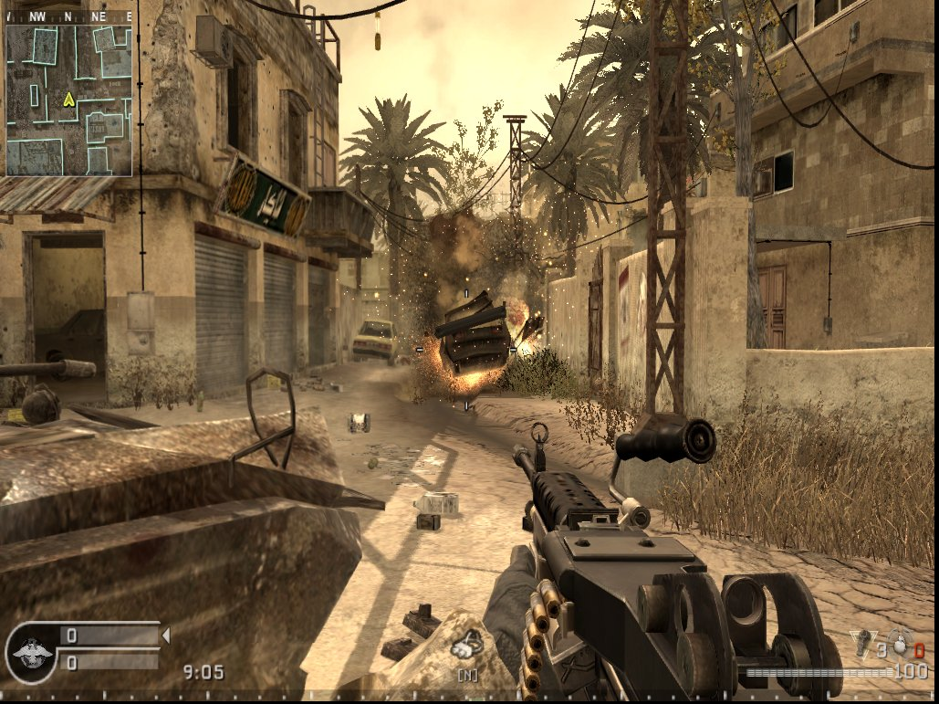 Call Of Duty 4 Modern Warfare For Mac Download