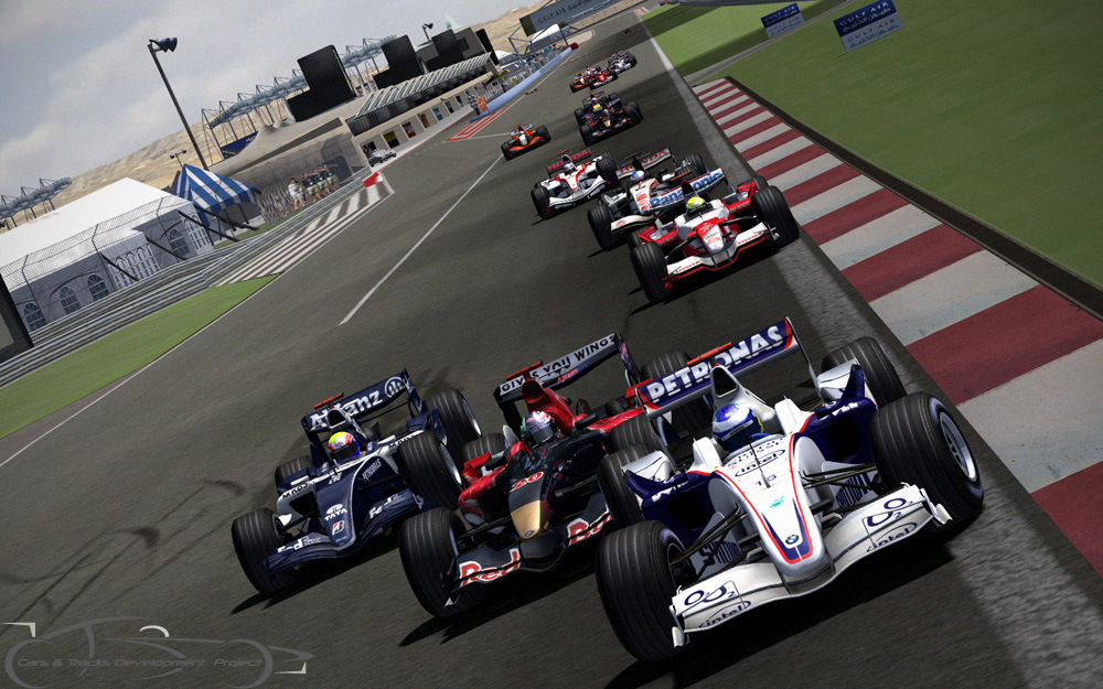 CTDP F1 2006 for rFactor V1 2 1 file - Mod DB