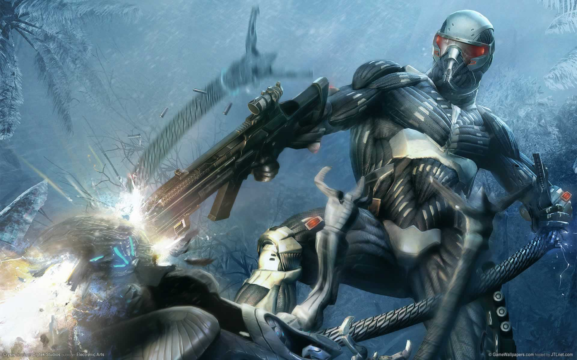 Final Release Fix file - Crysis FPS booster mod for Crysis
