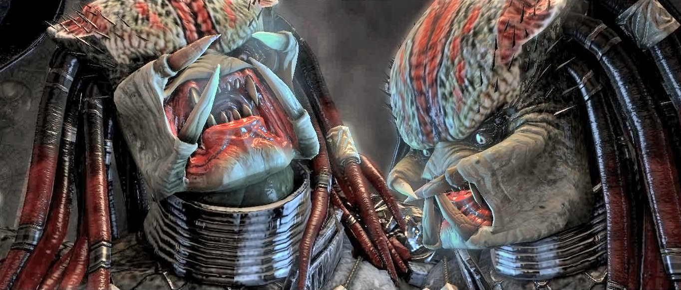 AvPGalaxy Berserker (Face) Skin addon - Aliens vs  Predator