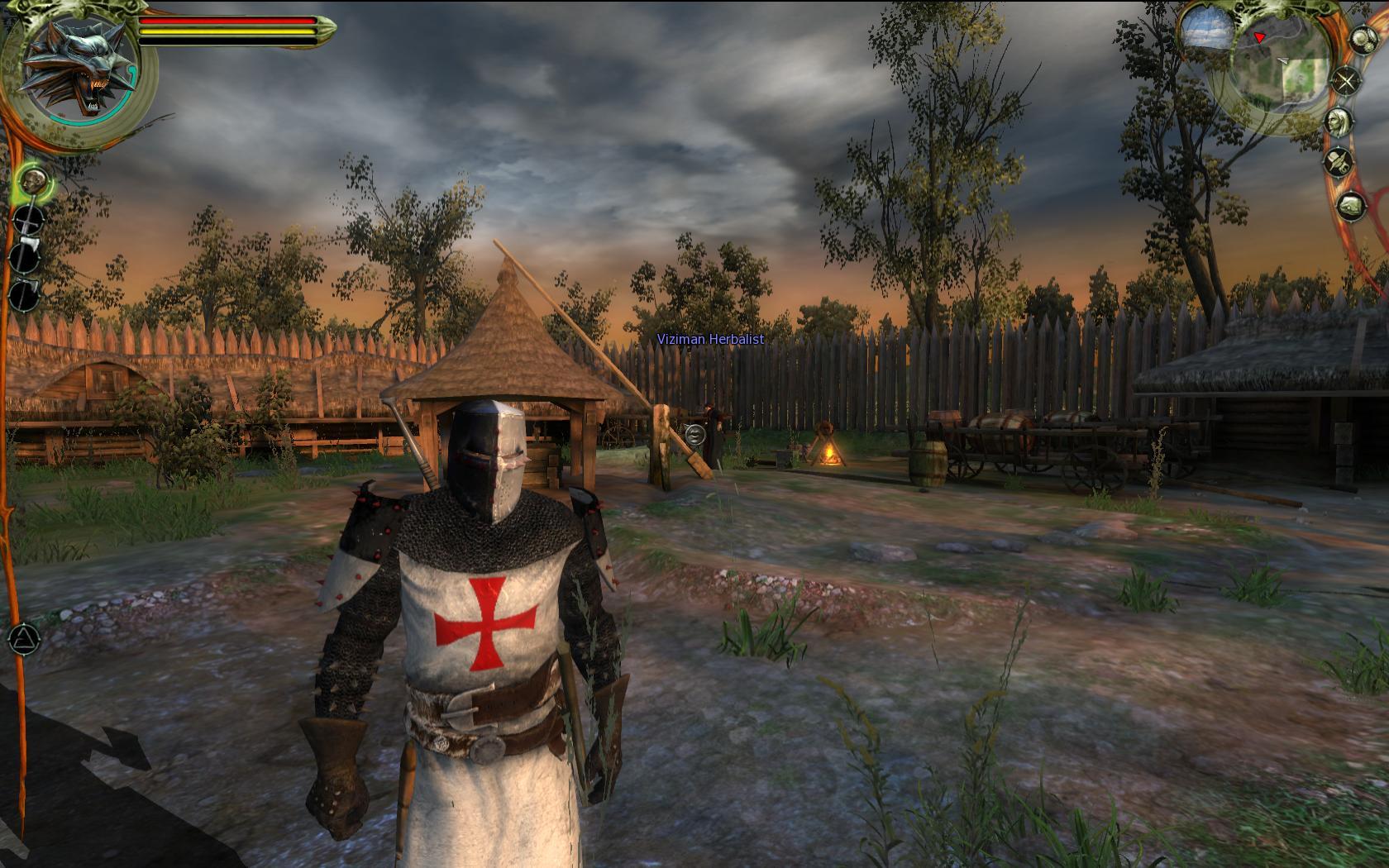Templar Armor - Skin addon - The Witcher - Mod DB