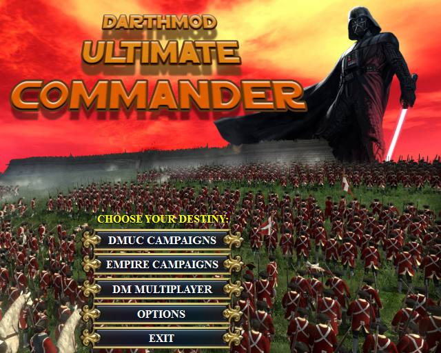 OBSOLETE] DMUC v6 2 file - DarthMod Empire for Empire: Total War
