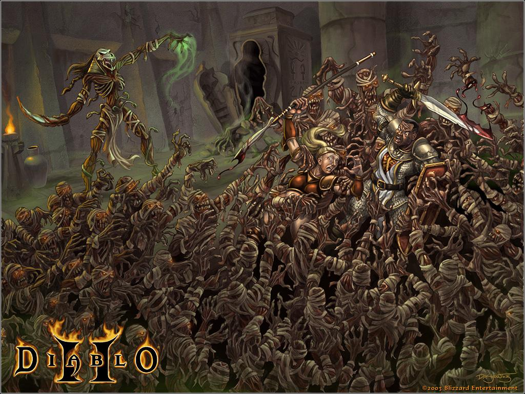 Diablo 2 Full Game Free With Lord Of Destruction