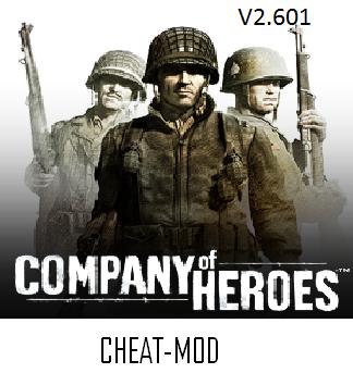 company heroes cheat mod 2.601