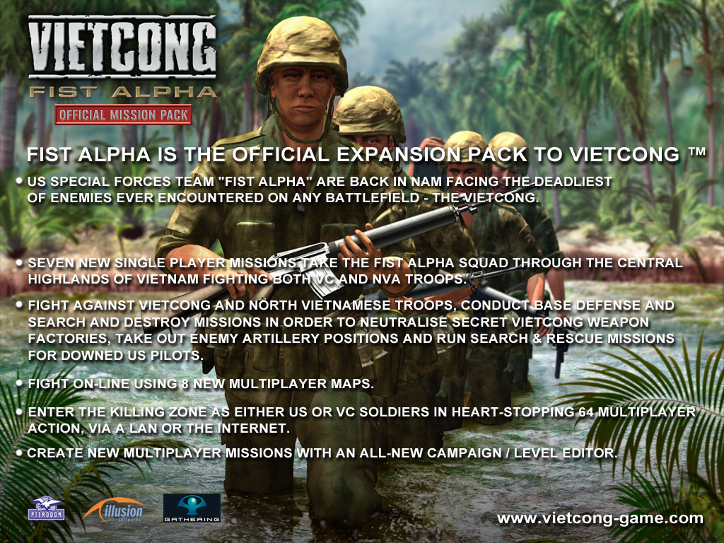 Download Free vietcong fist alpha Full