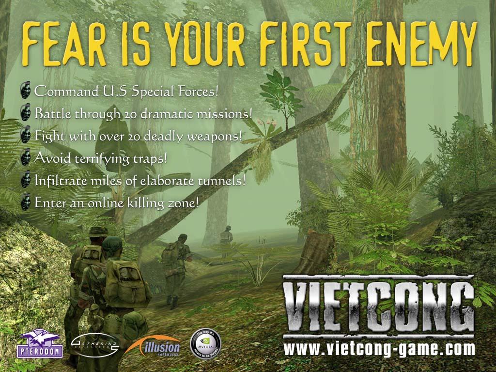Vietcong fist alpha multiplayer demo think