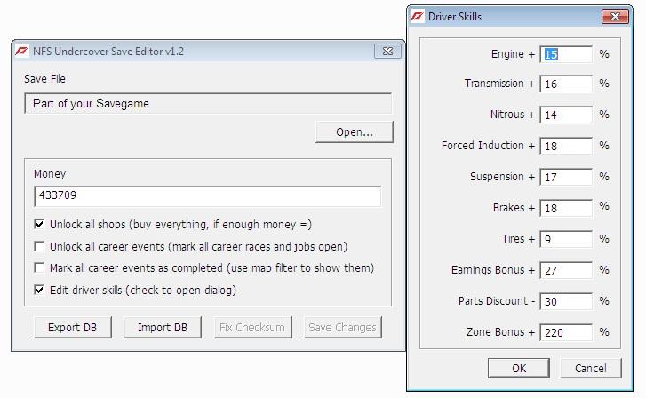 Скачать файл сохранения для nfs undercover