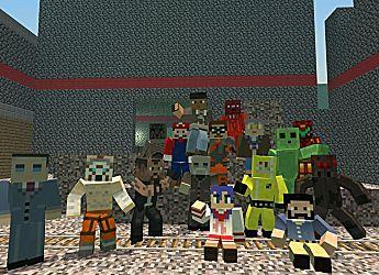 Minecraft Hexed Skins V 2 addon - Garrys Mod for Half-Life 2 - Mod DB
