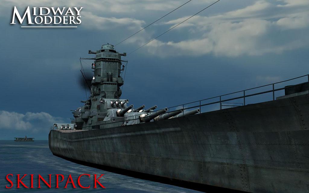 Battlestations Midway Skinpack...
