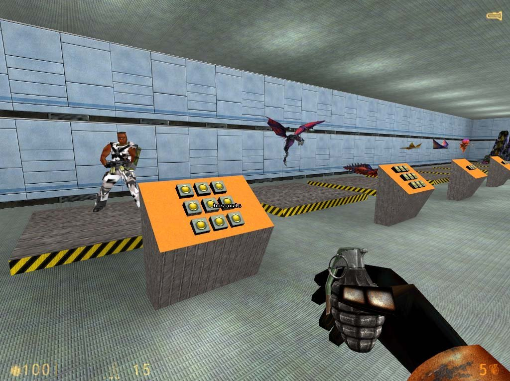 Unused Game Content from Half-Life: Source addon - Mod DB