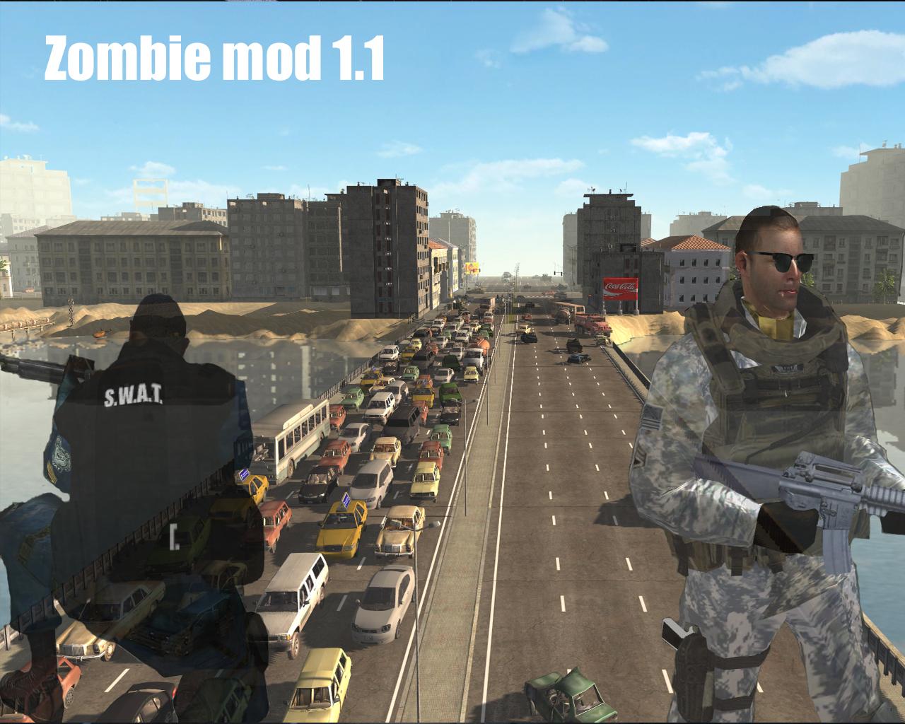 ZOMBIE mod 1 1 Part 1 file - Men of war Fan club - Mod DB