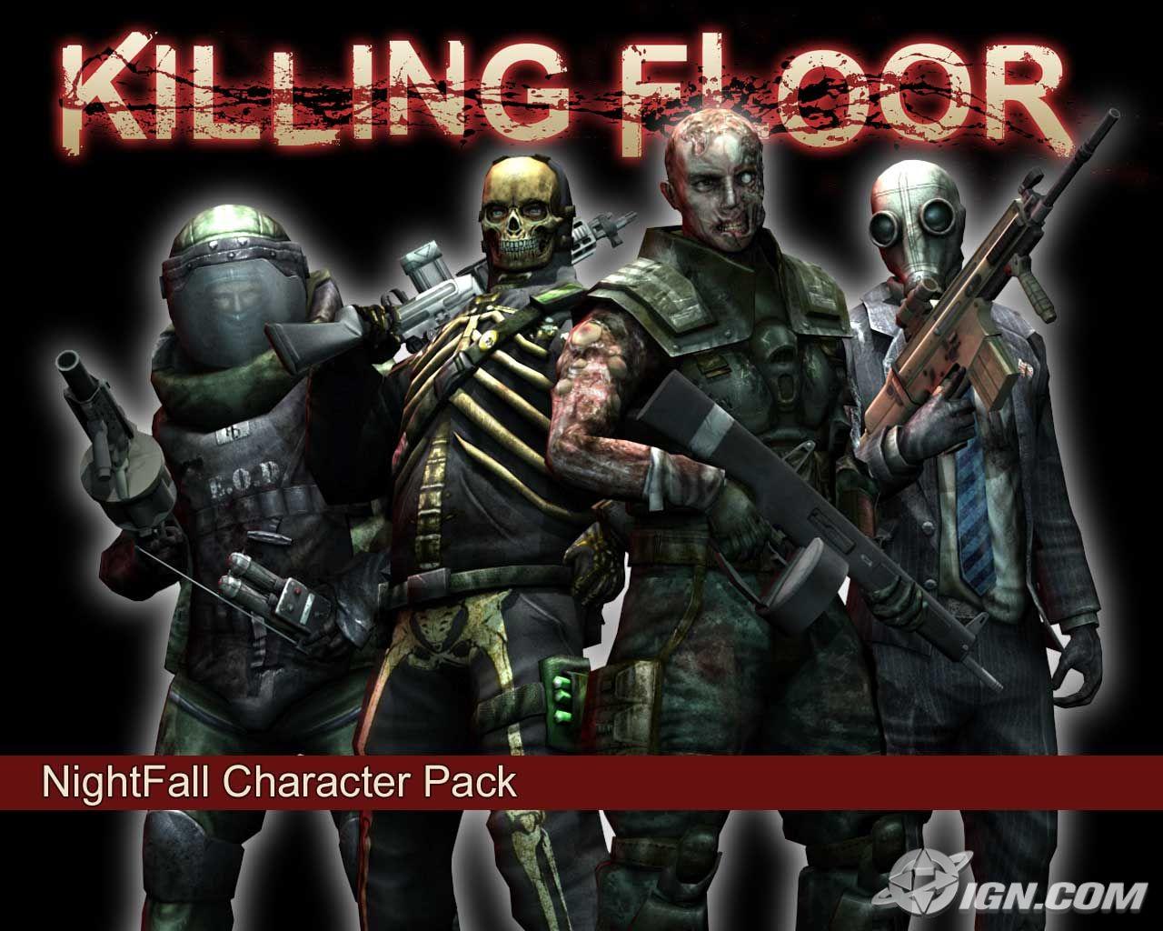how to get skin killing floor 2