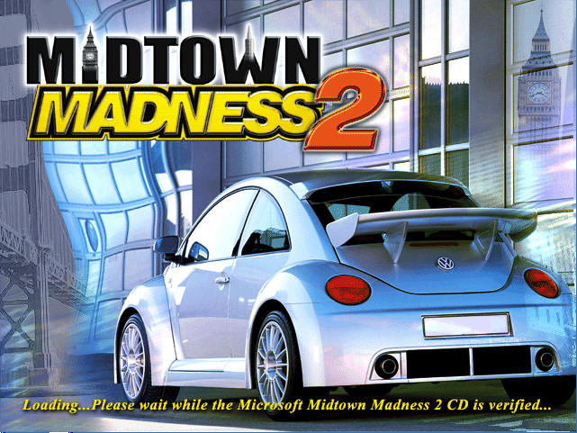 Game Midtown Madness