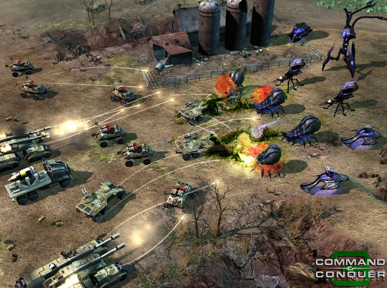 Command And Conquer 3 Tiberium Wars Demo