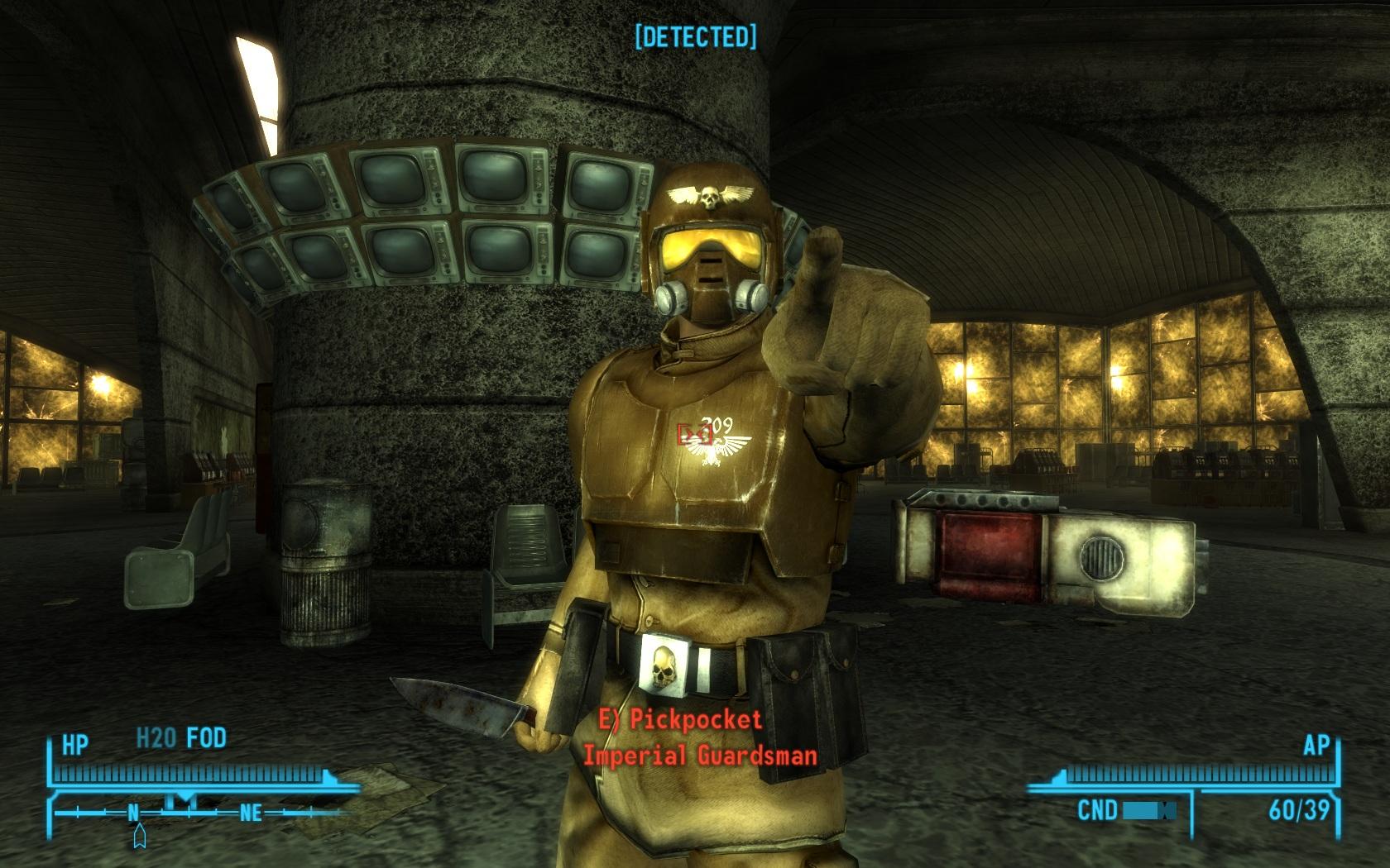 Скачать моды на fallout new vegas warhammer