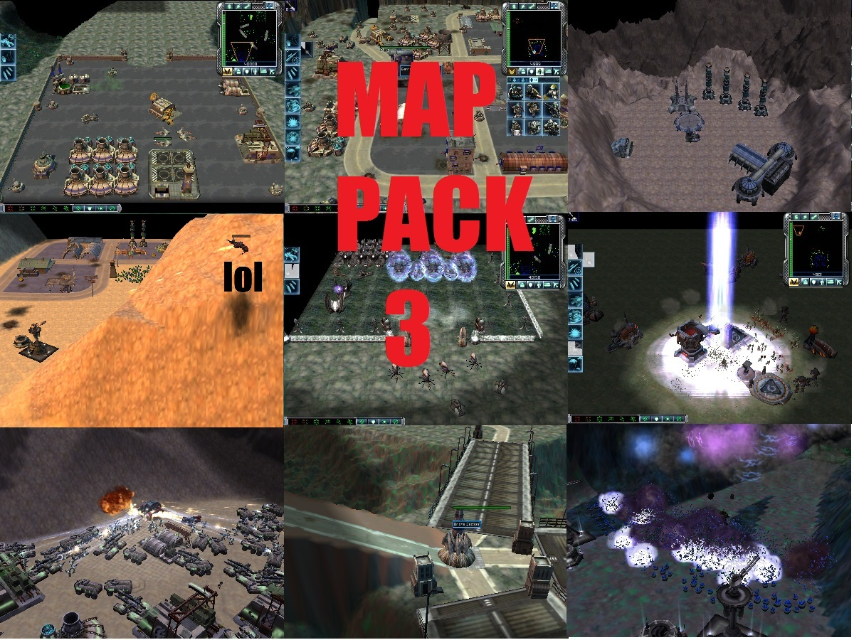B Карты /b Command /b& Conquer 3 Tiberium Wars Kane's Wrath