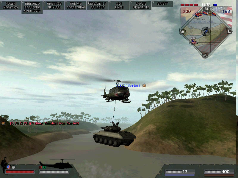 Battlefield vietnam update 1. 0 to 1. 21 linoanu.