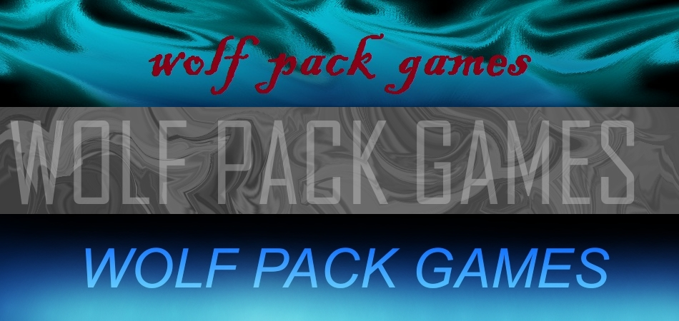 Wolf Pack Games