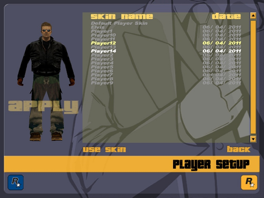 Gta vice city ironman skin pack download livindaddy.