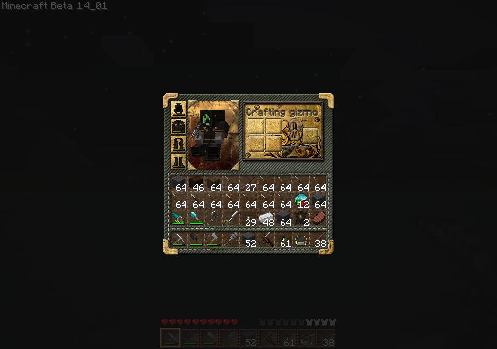 Glimmar's Steampunk v1 9 1 texture pack addon - Minecraft