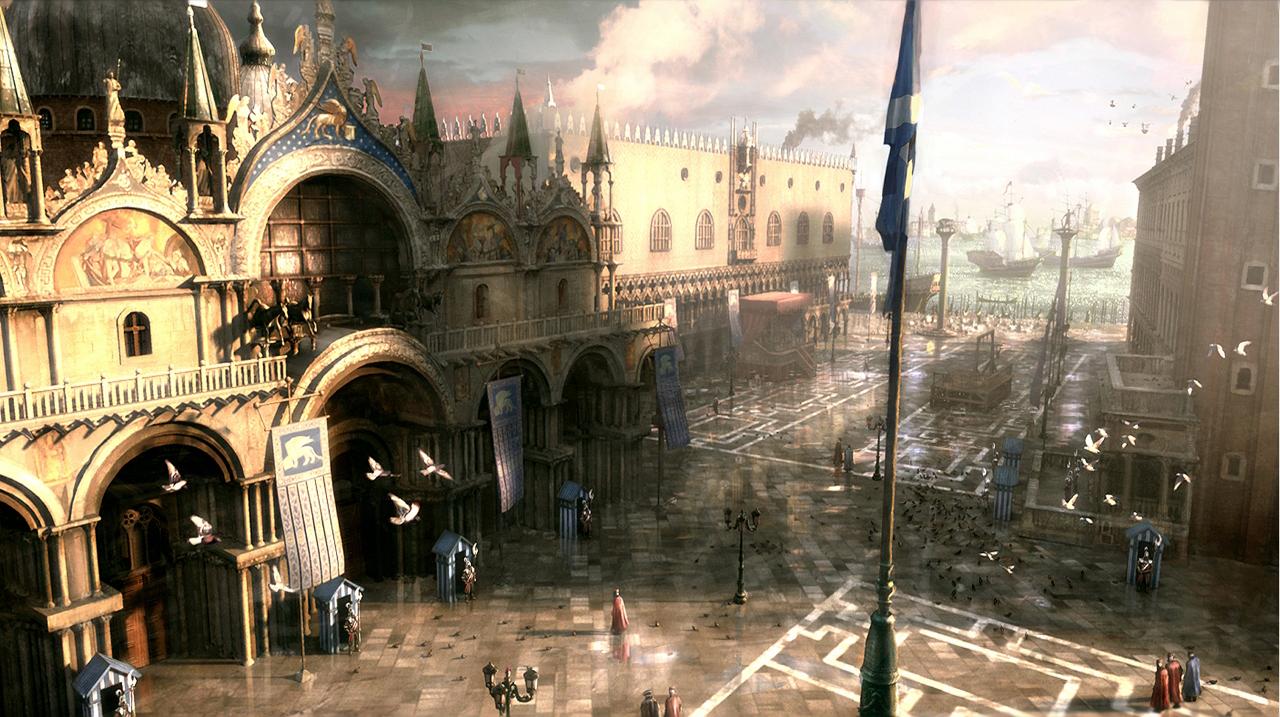 Assassins Creed Revelations HD desktop wallpaper High