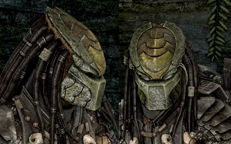 Avpgalaxy narin mask skin addon - aliens vs. predator game