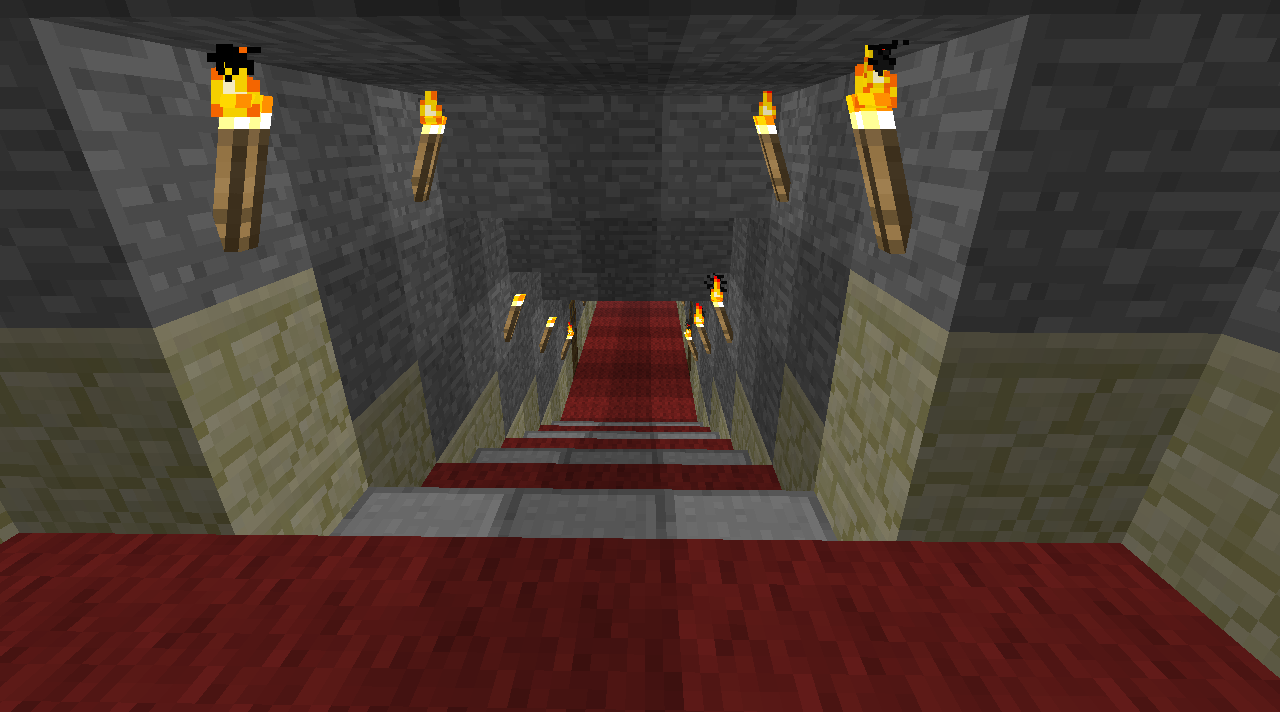 Underground Hotel Addon Minecraft Community Mod Db