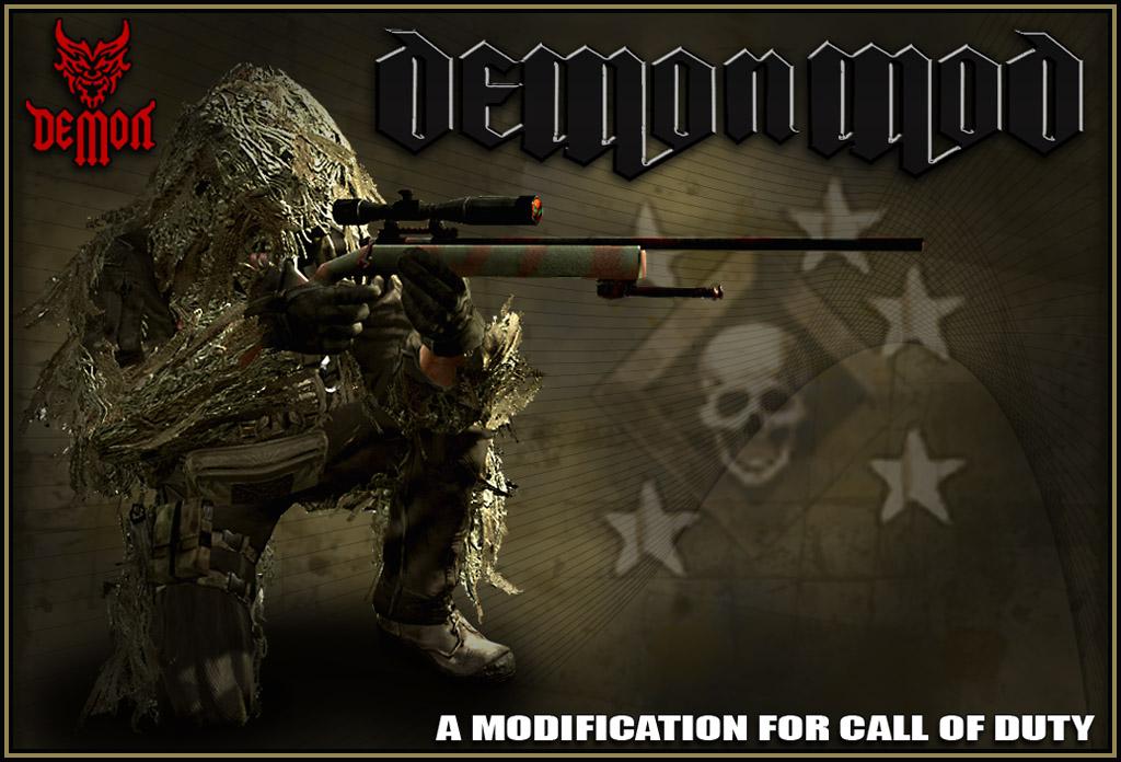 Demon MW2 Mod COD4 1 7 file - Mod DB
