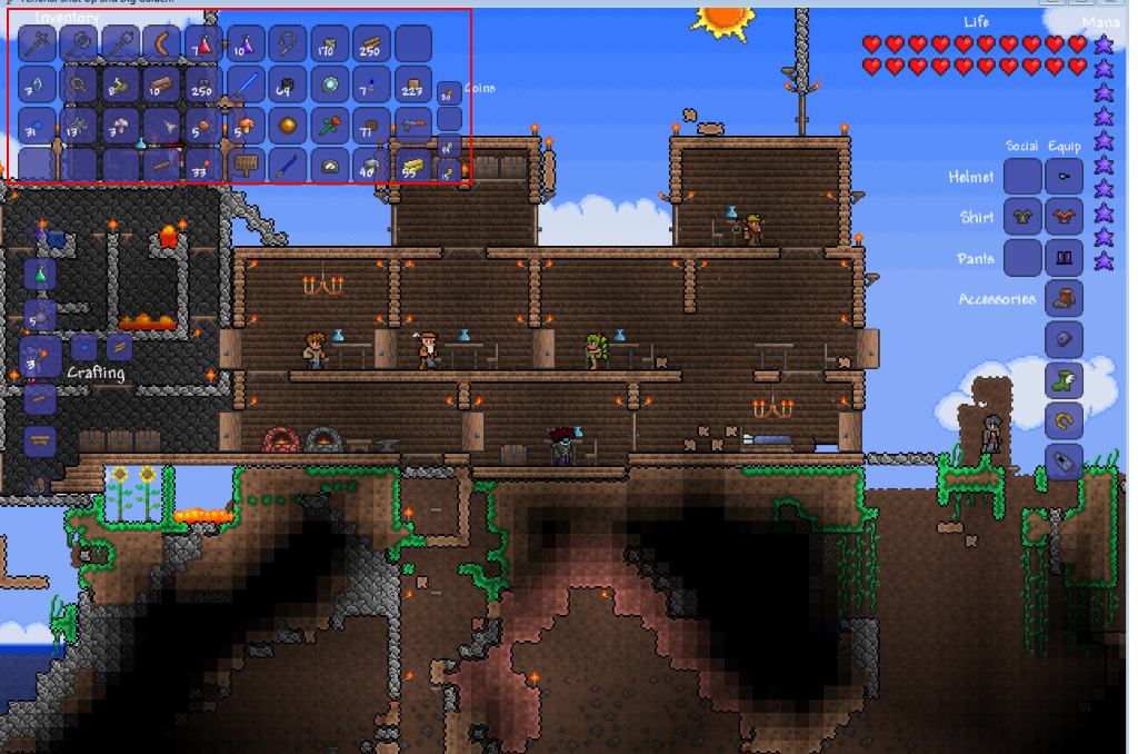 Player save [Not answering questions] addon - Terraria - Mod DB