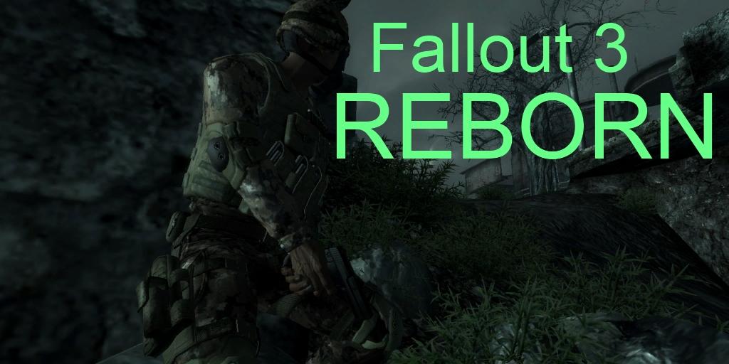 Fallout 3 Reborn V9 0 file - Mod DB