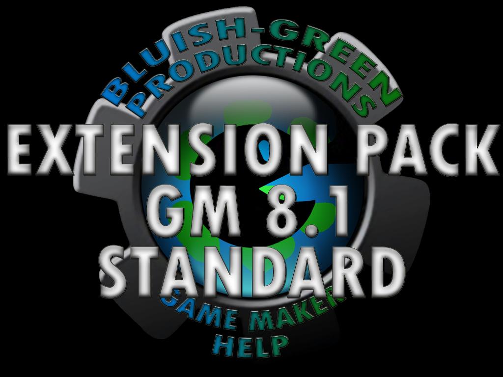 EXTENSION PACK GM 8.1 STANDARD v1 file - Bluish-Green Productions GameMaker Help - Mod DB