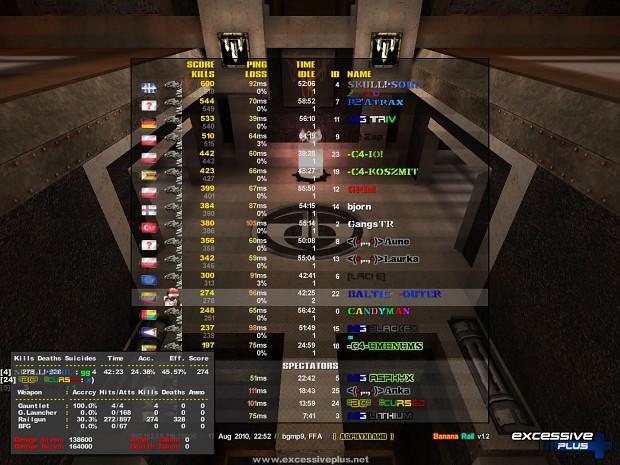 Quake 3 Osp 1.32