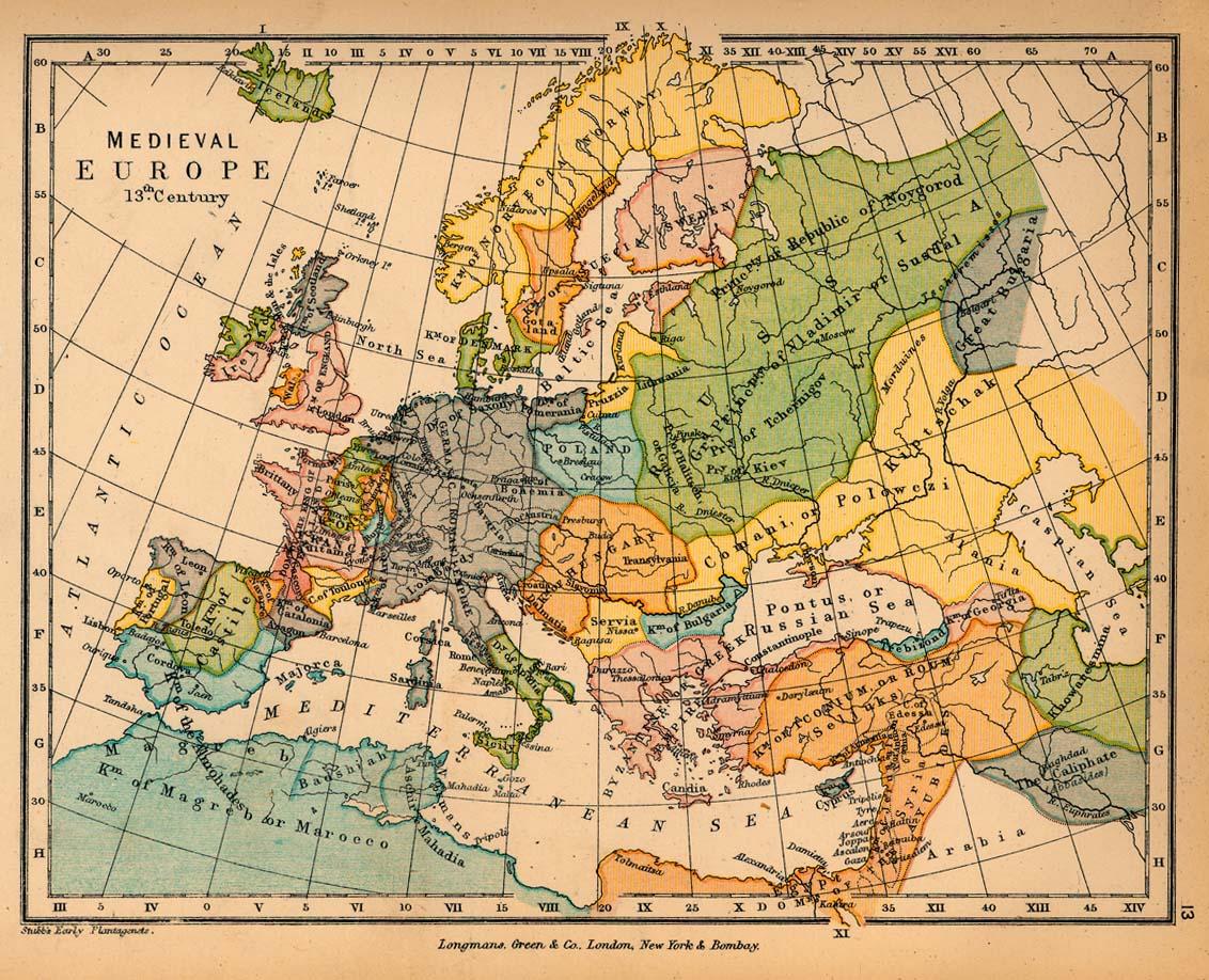 1257 AD Middle Europe v2.2 (full)