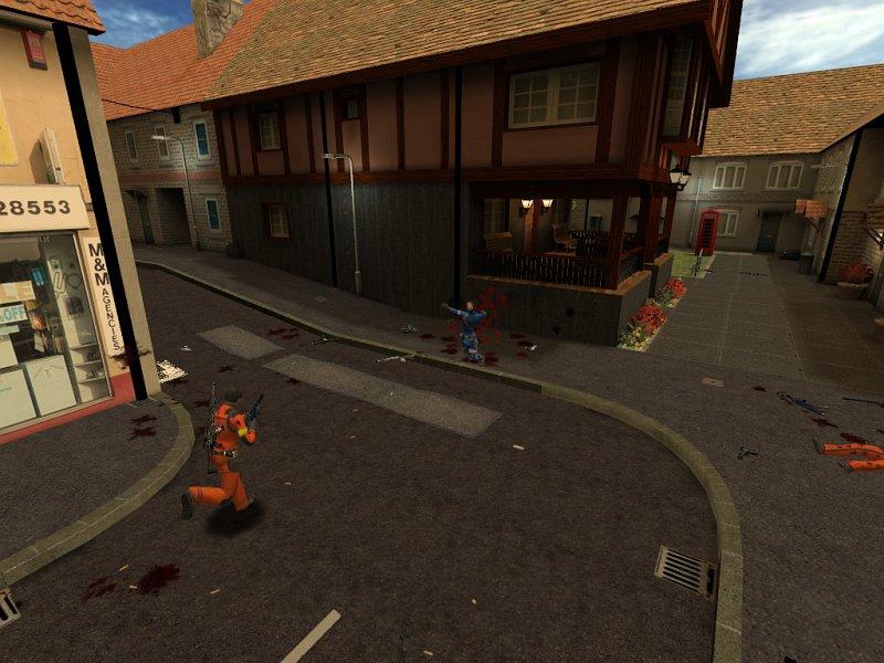 Urbanterror-game-gun ubuntu free.