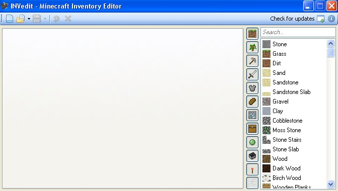 INVedit file - Minecraft - Mod DB