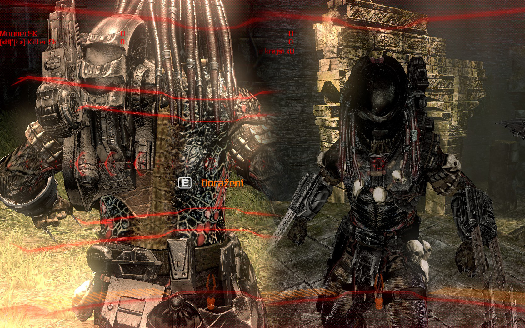AVP Berserker Body Skin addon - Aliens vs. Predator (2010 ...