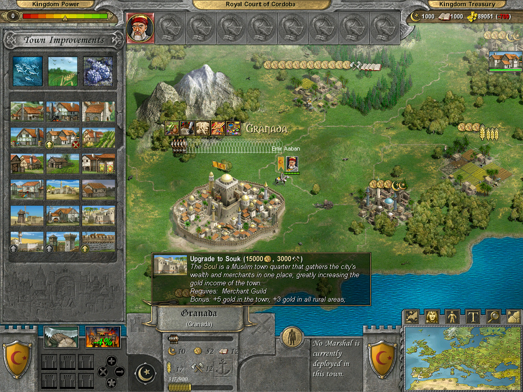 knights of honor download full game