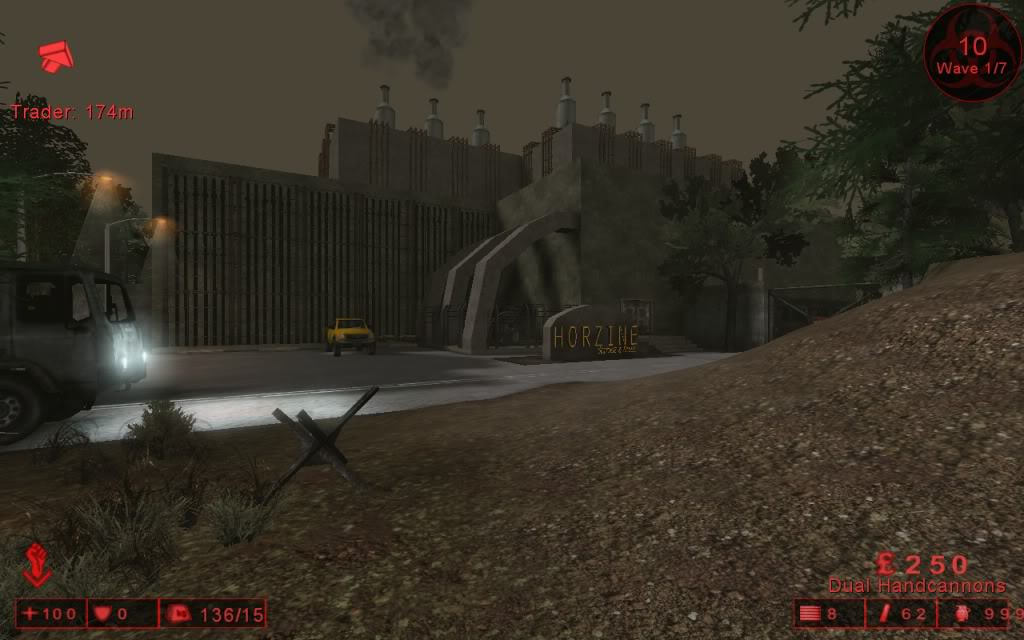 Kf Candlesmoke Revamp Mission Map Addon Killing Floor