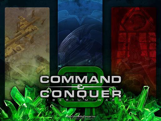 Command And Conquer Wallpaper: C&C 3 Tiberium Wars Trainer 1.09 File