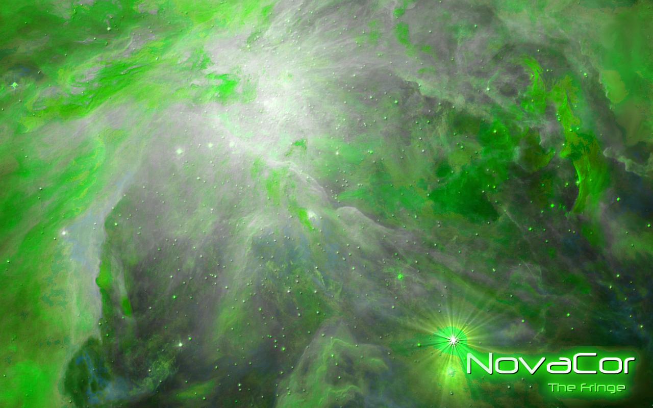 NovaCor: The Fringe Mod For