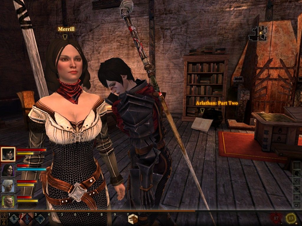 Dragon Age 2 dating Merrill