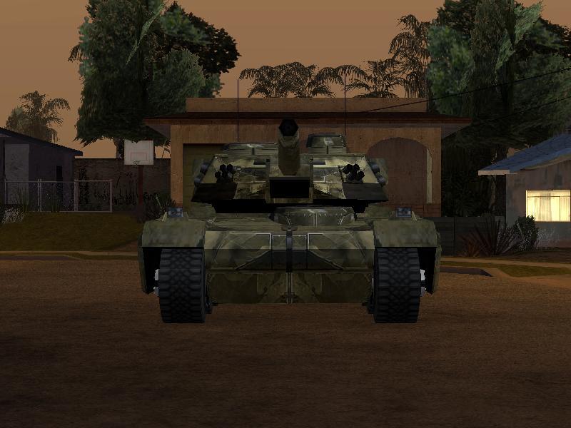 tank addon