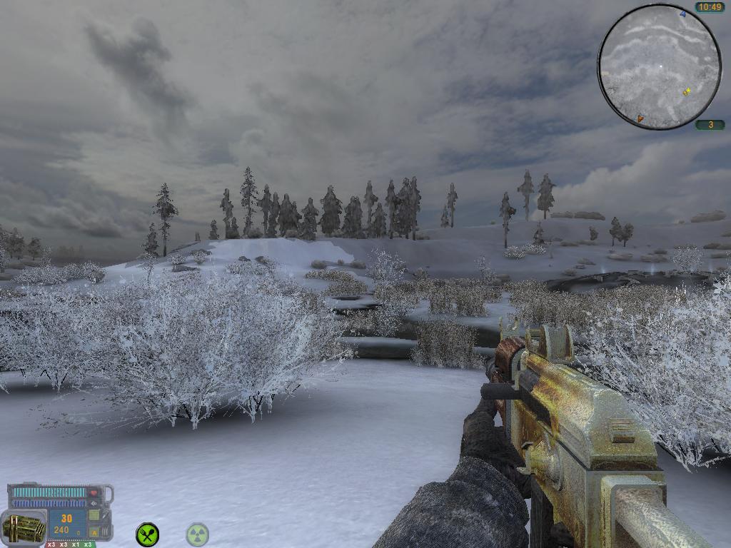 Скачать Игру Сталкер Winter Mod - фото 8