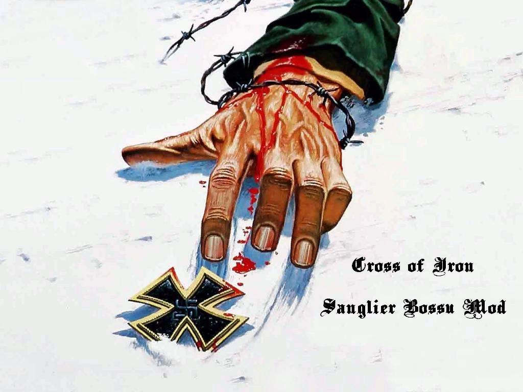 Cross Of Iron By Sanglier Bossu For MOWAS