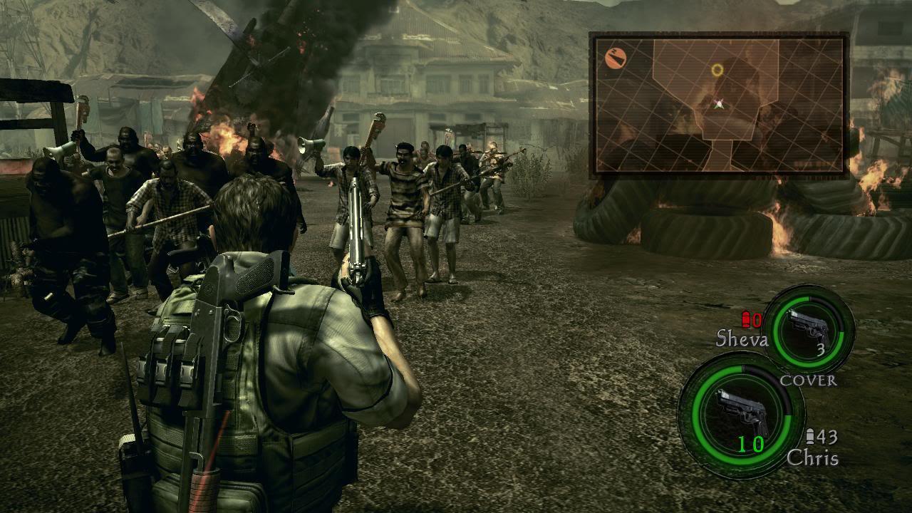 Evolution - SOLO VERSION file - Resident Evil 5 - Mod DB
