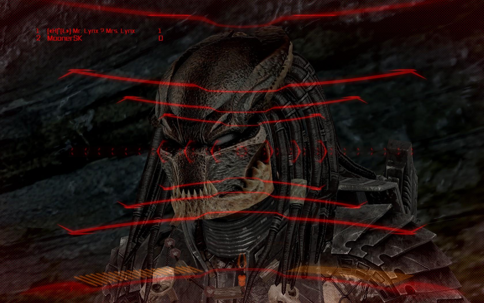 AVP Berserker Predator New Mask addon - Mod DB