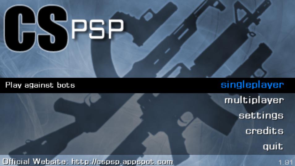 Cspsp V1 91 File Cs Psp Mod Db