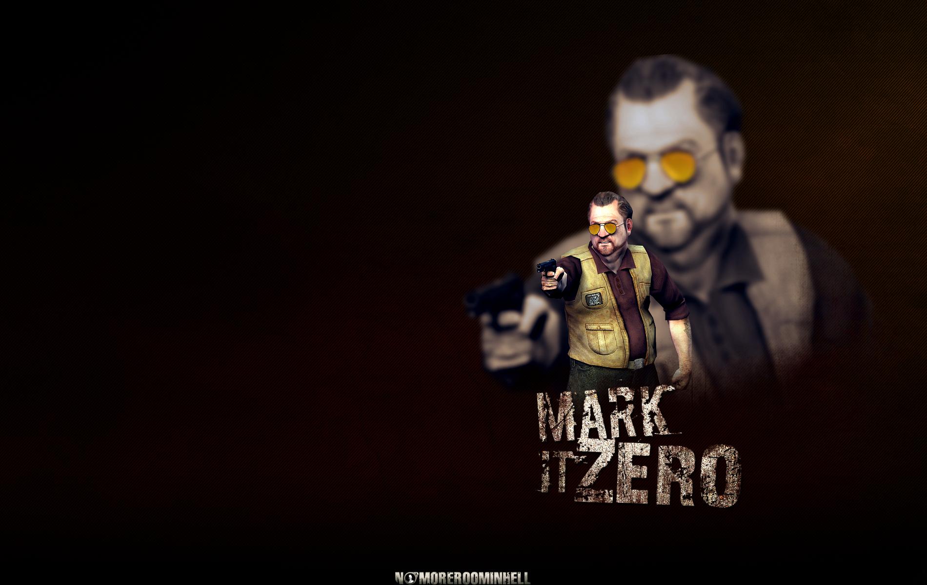 Mark It Zero Wallpaper File No More Room In Hell Mod For Half