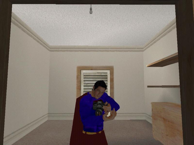 Sharukh As Superman addon - GTA Ghost Rider mod for Grand
